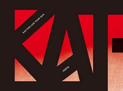 KAT-TUN LIVE TOUR 2019 IGNITE (Blu-ray初回生産...