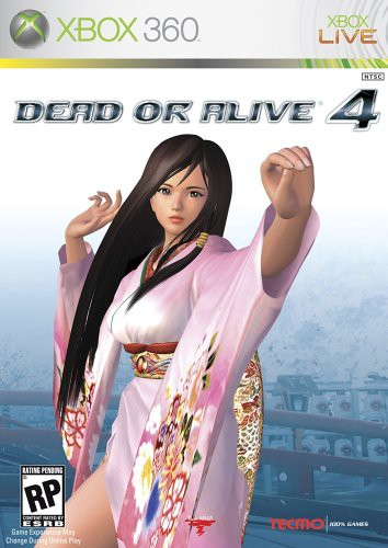 Dead Or Alive 4 / Game(未使用の新古品)