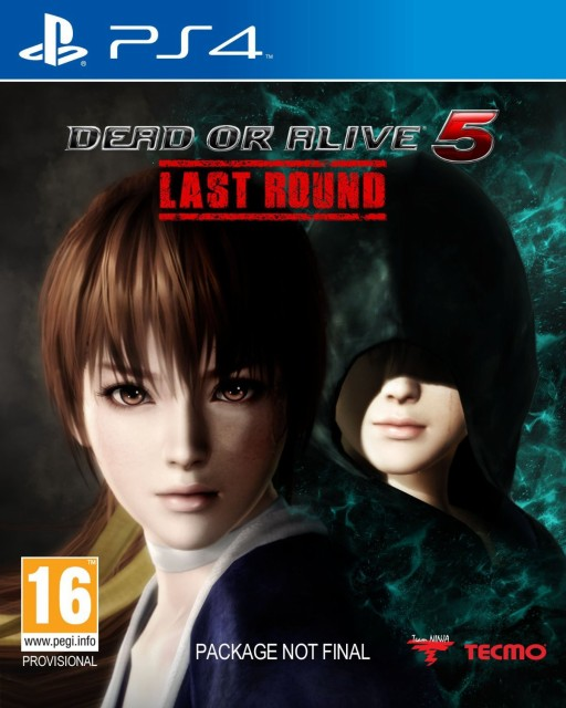 Dead or Alive 5 Last Round (PS4) (輸入版)(未...