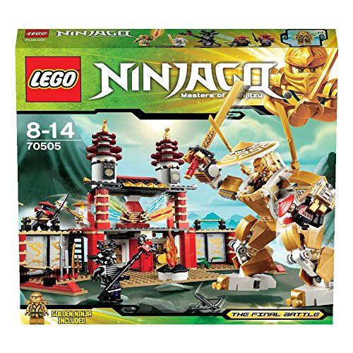 レゴ (LEGO) ニンジャゴー 天空の黄金神殿 70505(...
