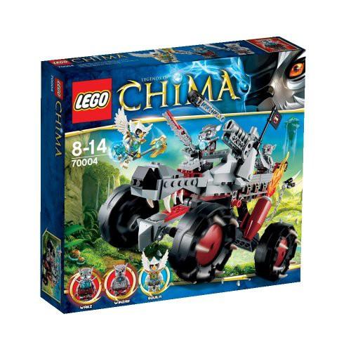 レゴ (LEGO) チーマ ワックズのパック・トラッカ...
