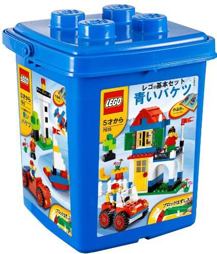 レゴ (LEGO) 基本セット 青いバケツ (ブロックは...