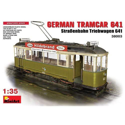 [5%還元]ミニアート 1/35 ドイツ路面電車 GERM...