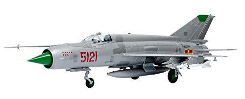 プラッツ 1/72 ロシア軍 MiG-21MF フィッシュベッ...