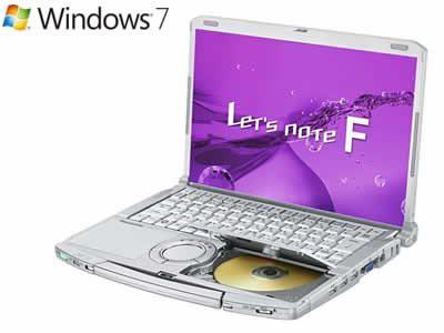 パナソニック Let's note F9シリーズ CF-F9KYFSDR...