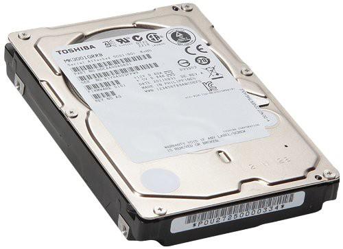 [キャッシュレス5%還元]Toshiba 300GB 2.5イン...