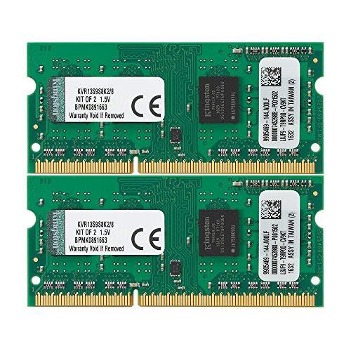 キングストン Kingston ノートPC用メモリ DDR3 13...
