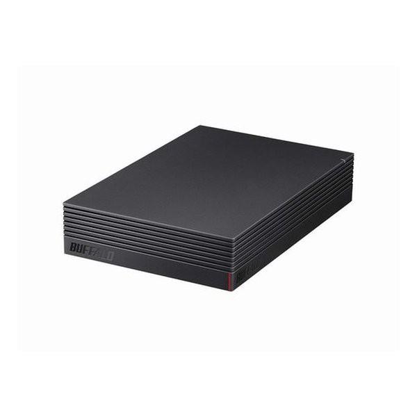 BUFFALO  バッファロー 4TB 外付けハードディスク...