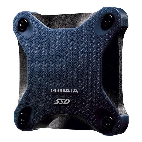 IO DATA アイオーデータ機器 ポータブルSSD 480GB...