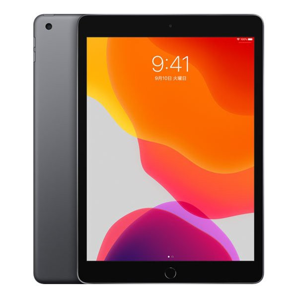 apple アップル iPad 10.2インチ 第7世代 Wi-Fi 1...