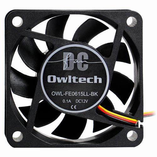 Owltech オウルテック 6cmケースFAN OWLFE0615LLB...