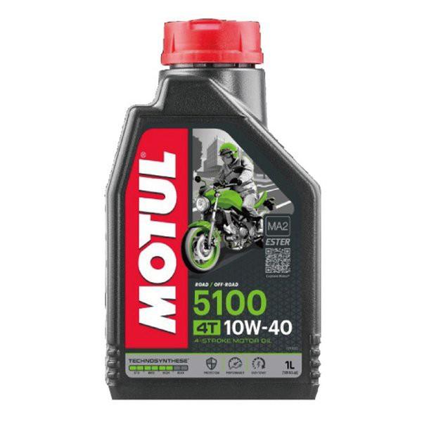 MOTUL モチュール MOTUL 5100 4T 10W40 1L バイク...
