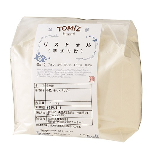 TOMIZ cuoca (富澤商店 クオカ) 小麦粉 準...