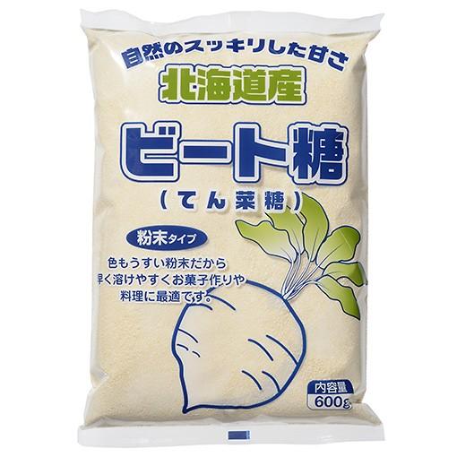 TOMIZ cuoca (富澤商店 クオカ) ビート糖(粉末タイプ) / 600g 茶色い砂糖 てんさい糖
