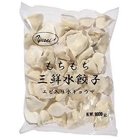 TOMIZ cuoca (富澤商店 クオカ) 三鮮水餃子...