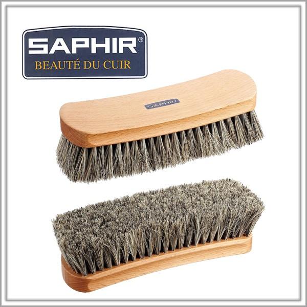 SAPHIR サフィール 靴のホコリ落とし 靴磨き グラ...