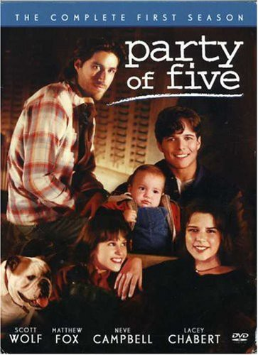 Party of Five: The Complete First Season [DVD]...
