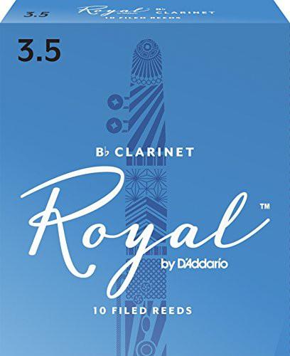 RICO ロイヤル リード Bbクラリネット 強度:3.5(1...