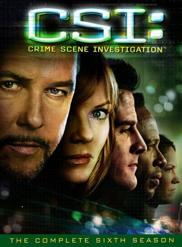 CSI: Complete Sixth Season/ [DVD] [Import](中...