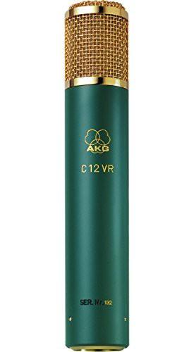 AKG C12VR コンデンサーマイクロフォン 真空管マ...