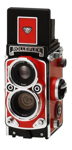 Rolleiflex MiniDigi (ミニデジ) AF5.0 レッド 24...