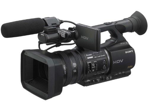 ソニー SONY HDVカムコーダー HVR-Z5J(中古品)