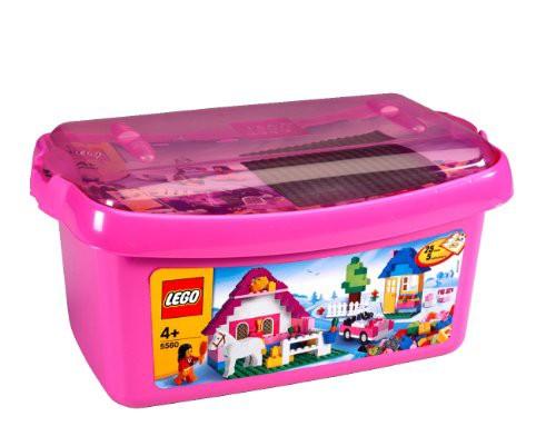レゴ (LEGO) 基本セット ピンクのコンテナデラッ...