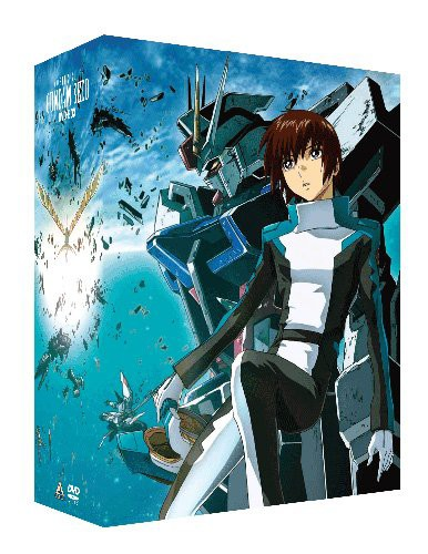 機動戦士ガンダムSEED DVD-BOX 【初回限定生産】(...