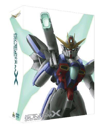 G-SELECTION 機動新世紀ガンダムX DVD-BOX(中古品...