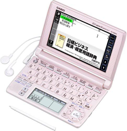 CASIO Ex-word 電子辞書 XD-A8600PK 多辞書ビジネ...