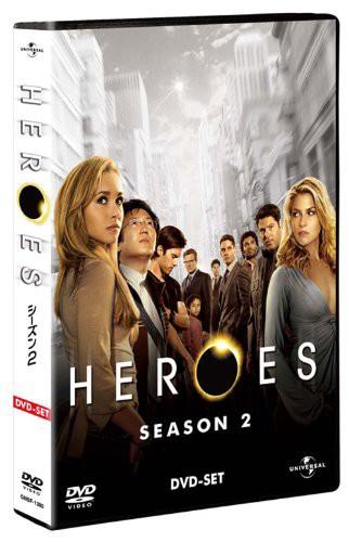 HEROES シーズン2 DVD-SET(中古品)