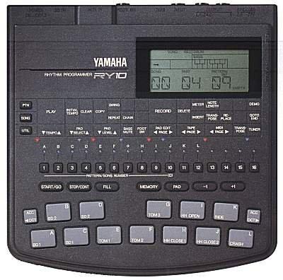 YAMAHA ヤマハ RY10 ドラムマシン DRUM MACHINE(...