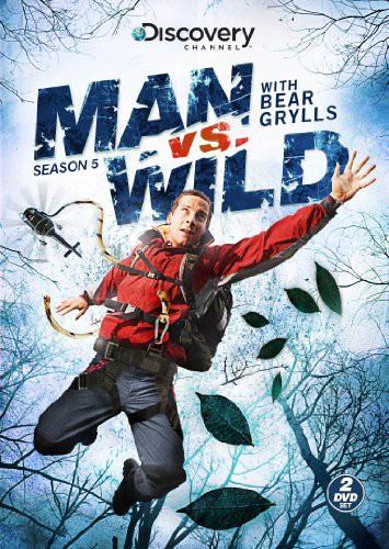 Man Vs Wild: Season 5 [DVD] [Import](中古品)