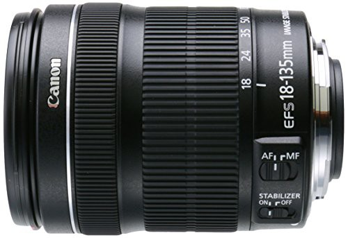 Canon EF-S - Zoom lens - 18 mm - 135 mm - f/3....