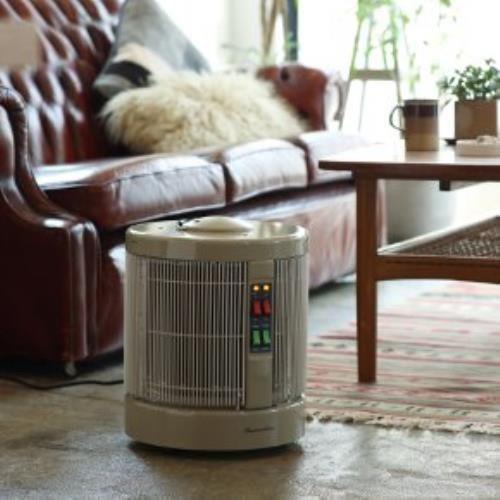 [ポカポカ遠赤外線暖房器] 暖話室 1000型H 【日向...