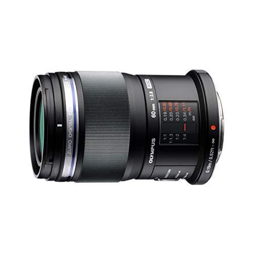 Olympus M.Zuiko Digital - Macro lens - 60 mm -...