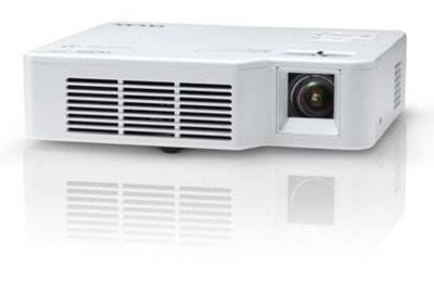 TAXAN 小型LEDプロジェクター 500lm WXGA 800g DL...