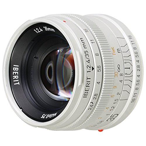 KIPON 単焦点レンズ IBERIT (イベリット) 35mm f ...
