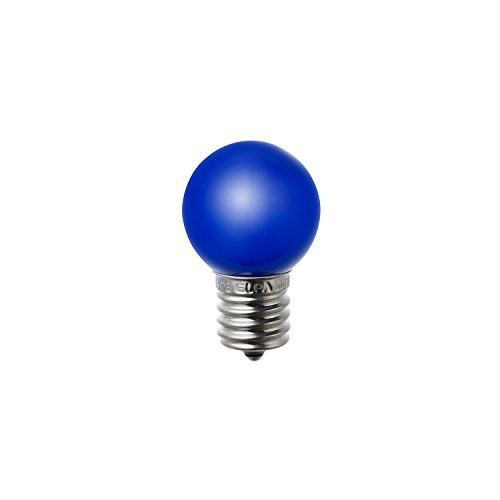 ELPA LED装飾電球 ミニボール球形 口金直径17mm G...