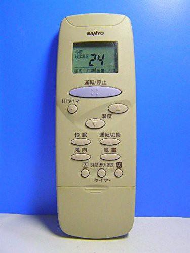 サンヨー エアコンリモコン RCS-H1(中古品)