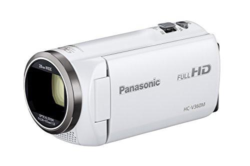 パナソニック HDビデオカメラ V360M 16GB 高倍率9...