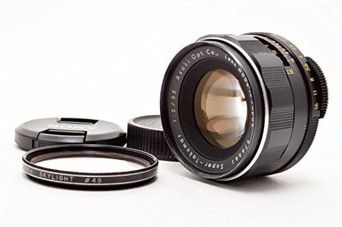 Pentax Super-Takumar 55mm 1:2 M42(中古品)
