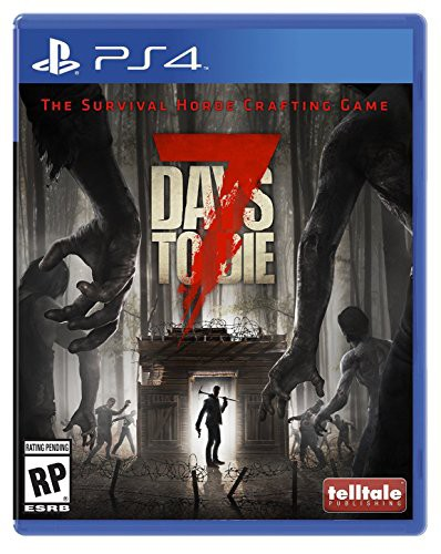 7 Days to Die (輸入版:北米) - PS4(中古品)