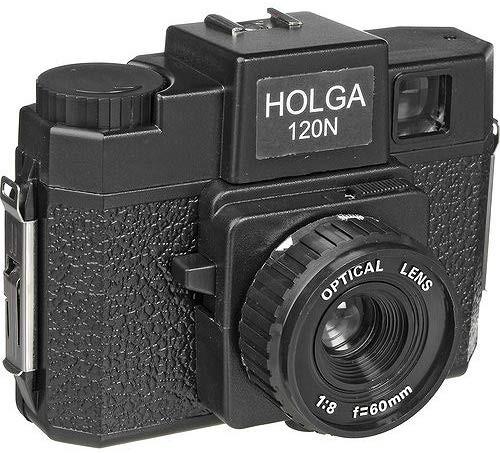 HOLGA 120N 120フィルムカメラ ホルガ / プラステ...