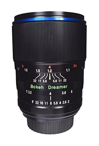 LAOWA the Bokeh Dreamer 単焦点レンズ 105mm F2 ...