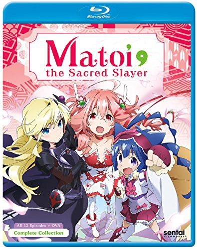 Matoi the Sacred Slayer/ [Blu-ray] [Import](...