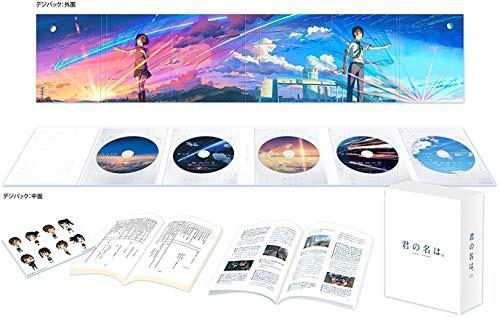 君の名は。Blu-rayコレクターズ・エディション 4K...