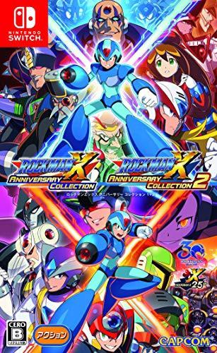 ロックマンX アニバーサリー コレクション 1+2 - ...