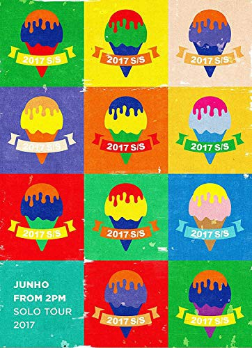 """JUNHO (From 2PM) Solo Tour 2017 """"2017 S/S(完..."""