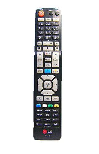LG 純正テレビリモコン AKB73756566(中古品)
